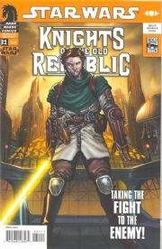 Star Wars Knights of the Old Republic #31 (2008) Dark Horse comic book